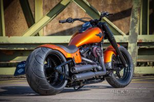 Harley Davidson Fat Boy 300 Custom Ricks 028