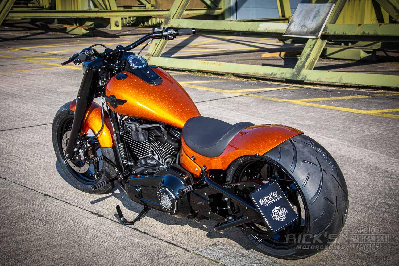 Harley Davidson Fat Boy 300 Custom Ricks 030