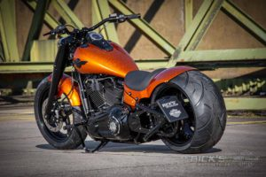 Harley Davidson Fat Boy 300 Custom Ricks 031