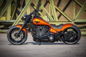 Harley Davidson Fat Boy 300 Custom Ricks 045