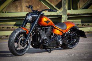 Harley Davidson Fat Boy 300 Custom Ricks 059