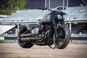 Harley Davidson Fat Boy Screamin Eagle Custom Ricks 001