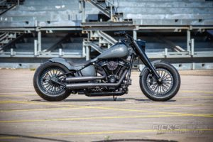 Harley Davidson Fat Boy Screamin Eagle Custom Ricks 011