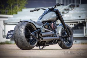 Harley Davidson Fat Boy Screamin Eagle Custom Ricks 037