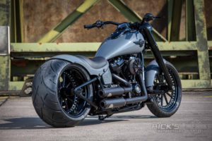 Harley Davidson Softail Slim 300 Custom Ricks 001 1