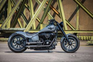 Harley Davidson Softail Slim 300 Custom Ricks 003 1
