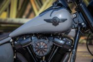Harley Davidson Softail Slim 300 Custom Ricks 006 1