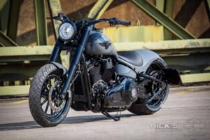Harley Davidson Softail Slim 300 Custom Ricks 020 1