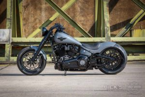 Harley Davidson Softail Slim 300 Custom Ricks 037 1