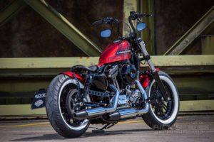 Harley Davidson Sportster Bobber Custom Ricks 001 1