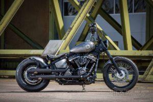 Harley Davidson Sportster Bobber Custom Ricks 001