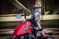 Harley Davidson Sportster Bobber Custom Ricks 003 1