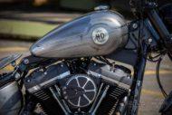 Harley Davidson Sportster Bobber Custom Ricks 003