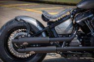Harley Davidson Sportster Bobber Custom Ricks 004