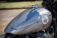 Harley Davidson Sportster Bobber Custom Ricks 008