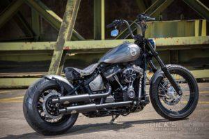 Harley Davidson Sportster Bobber Custom Ricks 014