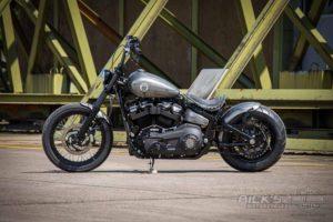 Harley Davidson Sportster Bobber Custom Ricks 016