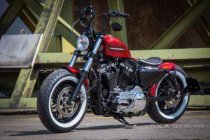 Harley Davidson Sportster Bobber Custom Ricks 018 1