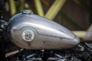 Harley Davidson Sportster Bobber Custom Ricks 018