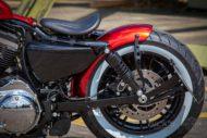 Harley Davidson Sportster Bobber Custom Ricks 026 1