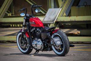 Harley Davidson Sportster Bobber Custom Ricks 030 1