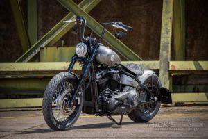 Harley Davidson Sportster Bobber Custom Ricks 031