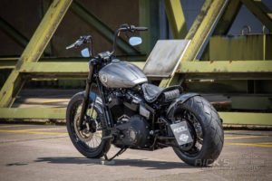 Harley Davidson Sportster Bobber Custom Ricks 036