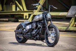 Harley Davidson Sportster Bobber Custom Ricks 041