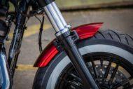 Harley Davidson Sportster Bobber Custom Ricks 042