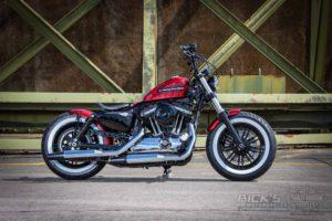 Harley Davidson Sportster Bobber Custom Ricks 045 1
