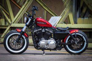 Harley Davidson Sportster Bobber Custom Ricks 047 1