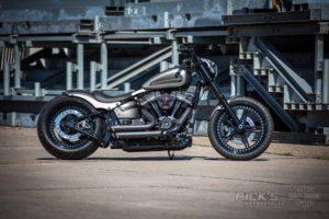 Harley Davidson Street Bob 300 Custom Ricks 001 1
