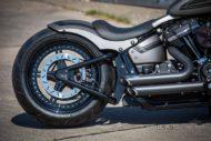 Harley Davidson Street Bob 300 Custom Ricks 005 1
