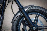 Harley Davidson Street Bob 300 Custom Ricks 007 1