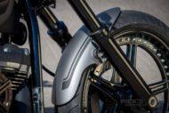 Harley Davidson Street Bob 300 Custom Ricks 042 1