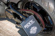 Harley Davidson Street Bob 300 Custom Ricks 056