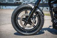 Harley Davidson Street Bob 300 Custom Ricks 069 1