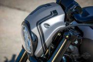 Harley Davidson Street Bob 300 Custom Ricks 073 1