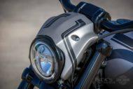 Harley Davidson Street Bob 300 Custom Ricks 088 1