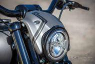 Harley Davidson Street Bob 300 Custom Ricks 099 1