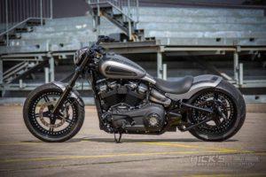 Harley Davidson Street Bob 300 Custom Ricks 108