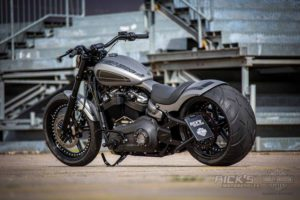 Harley Davidson Street Bob 300 Custom Ricks 110
