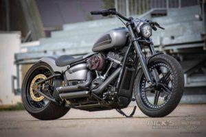 Harley Davidson Street Bob 300 Custom Ricks 120