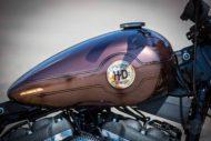 Harley Davidson Street Bob Ricks Custom Bobber 013