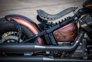 Harley Davidson Street Bob Ricks Custom Bobber 016