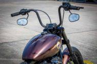 Harley Davidson Street Bob Ricks Custom Bobber 030