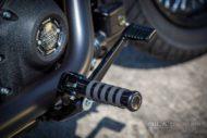 Harley Davidson Street Bob Ricks Custom Bobber 032