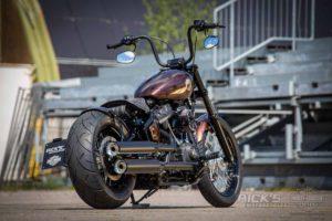Harley Davidson Street Bob Ricks Custom Bobber 039