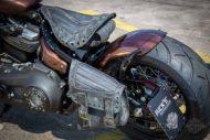 Harley Davidson Street Bob Ricks Custom Bobber 047
