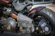 Harley Davidson Street Bob Ricks Custom Bobber 051